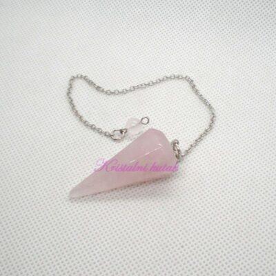Visak RV001RKV roze kvarc