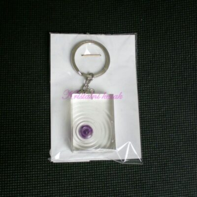 Privezak za ključeve RP001AMT ametist