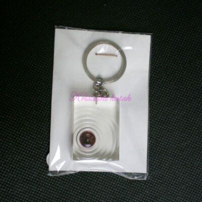 Privezak za ključeve RP001GRA granat