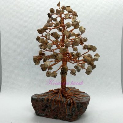 Ukrasno drvce srednje DU002JAP pejzažni jaspis