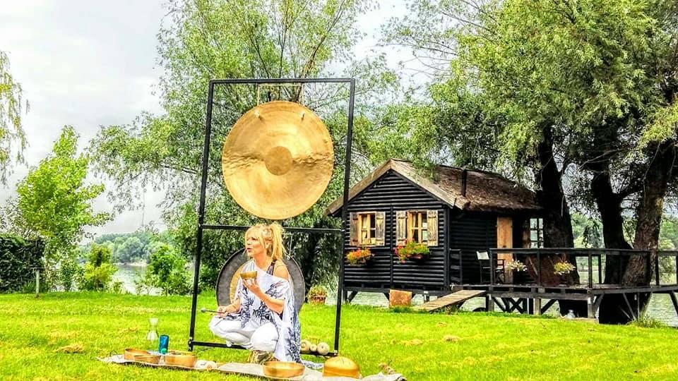 Gong - zvučna magija sa Anikom Petrović