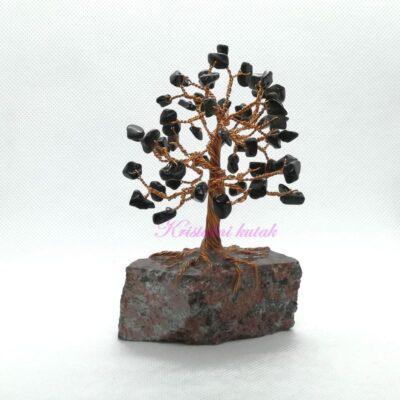 Ukrasno drvce manje DU001ONX crni oniks