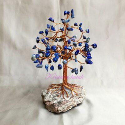 Ukrasno drvce srednje DU002LAL lapis lazuli