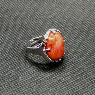 Prsten R007JAC crveni jaspis