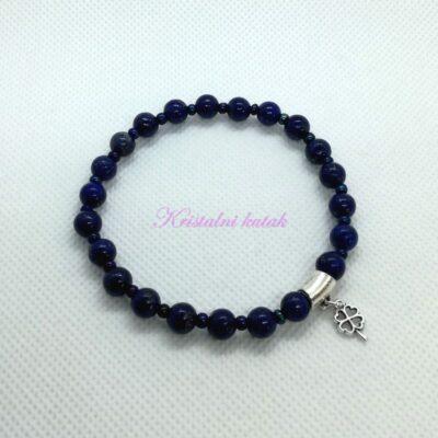 Narukvica N058LAL lapis lazuli