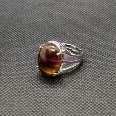 Prsten R022TOK tigrovo oko