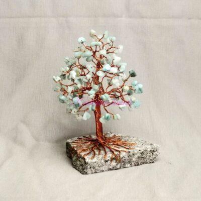 Ukrasno drvce srednje DU002AMA amazonit