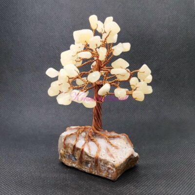 Ukrasno drvce manje DU001KAT žuti kalcit