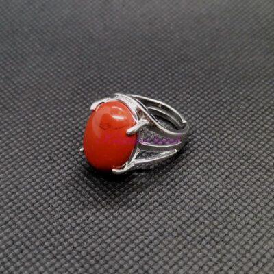 Prsten R022JAC crveni jaspis